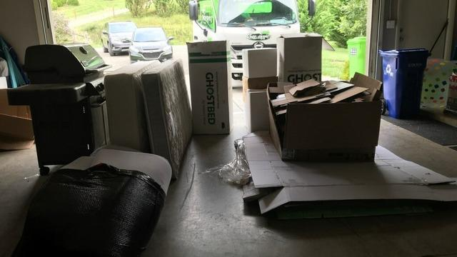 Getting Rid of Unneeded Items Before a Move in Walland, TN