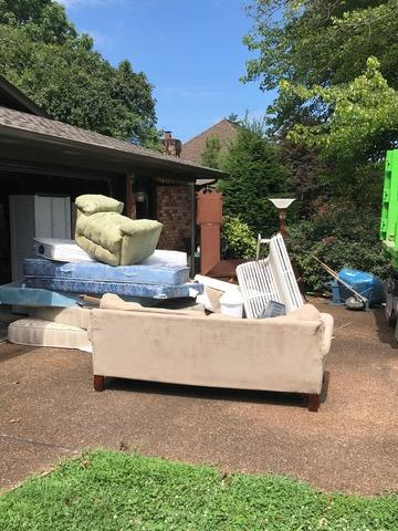 Hauling Away Furniture in Knoxville, TN