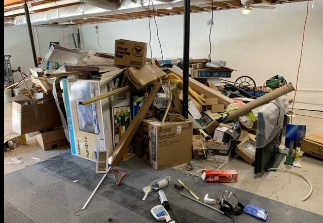 Construction Site Cleanup in Louisville, TN