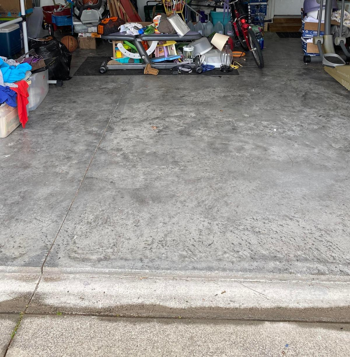 Partial Garage Cleanout in Wilmington, NC - After Photo