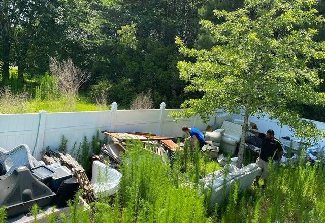 Junk Removal in Bolivia, NC
