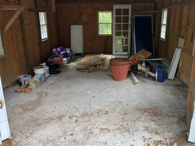 Shed Cleanout in Wilmington, NC