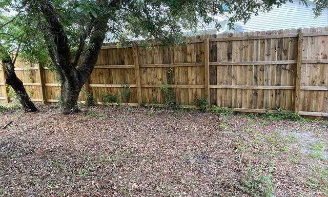 Fence Removal in Wilmington, NC