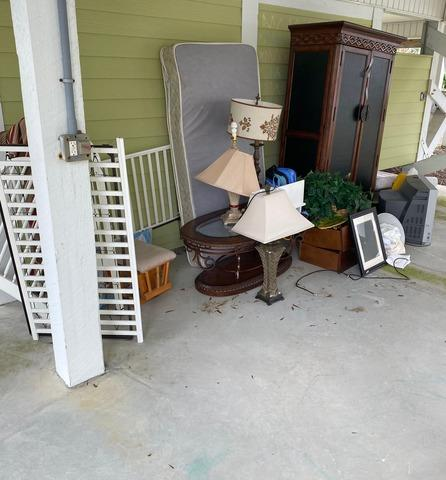 Zero-Touch Junk/Donation Removal in Holden Beach, NC