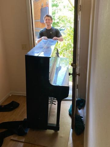 Piano Mover in Wilmington, NC