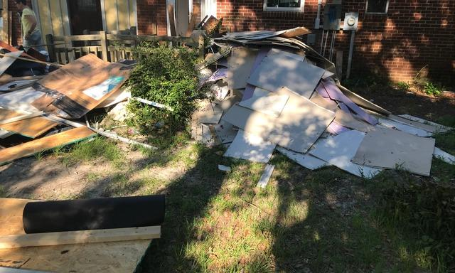 Construction Debris Removal in Shallotte, NC