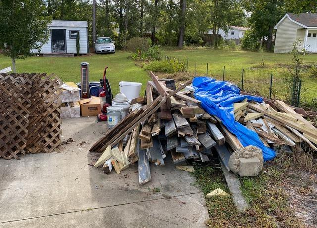 Junk Removal in Leland, NC