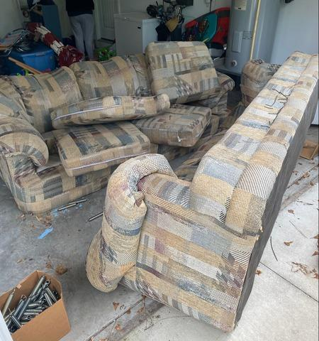 Furniture Removal in Wilmington, NC