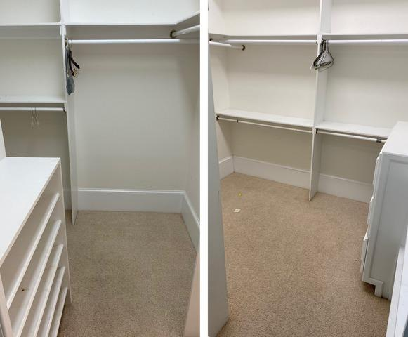 Closet Clean-Out in Southport, NC