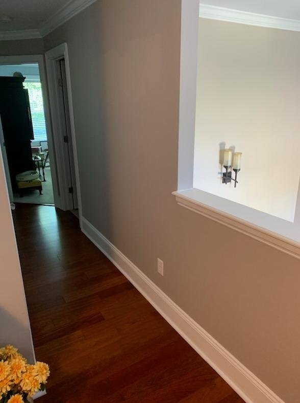 Unpacking a New Home in Williamsburg, VA - After Photo