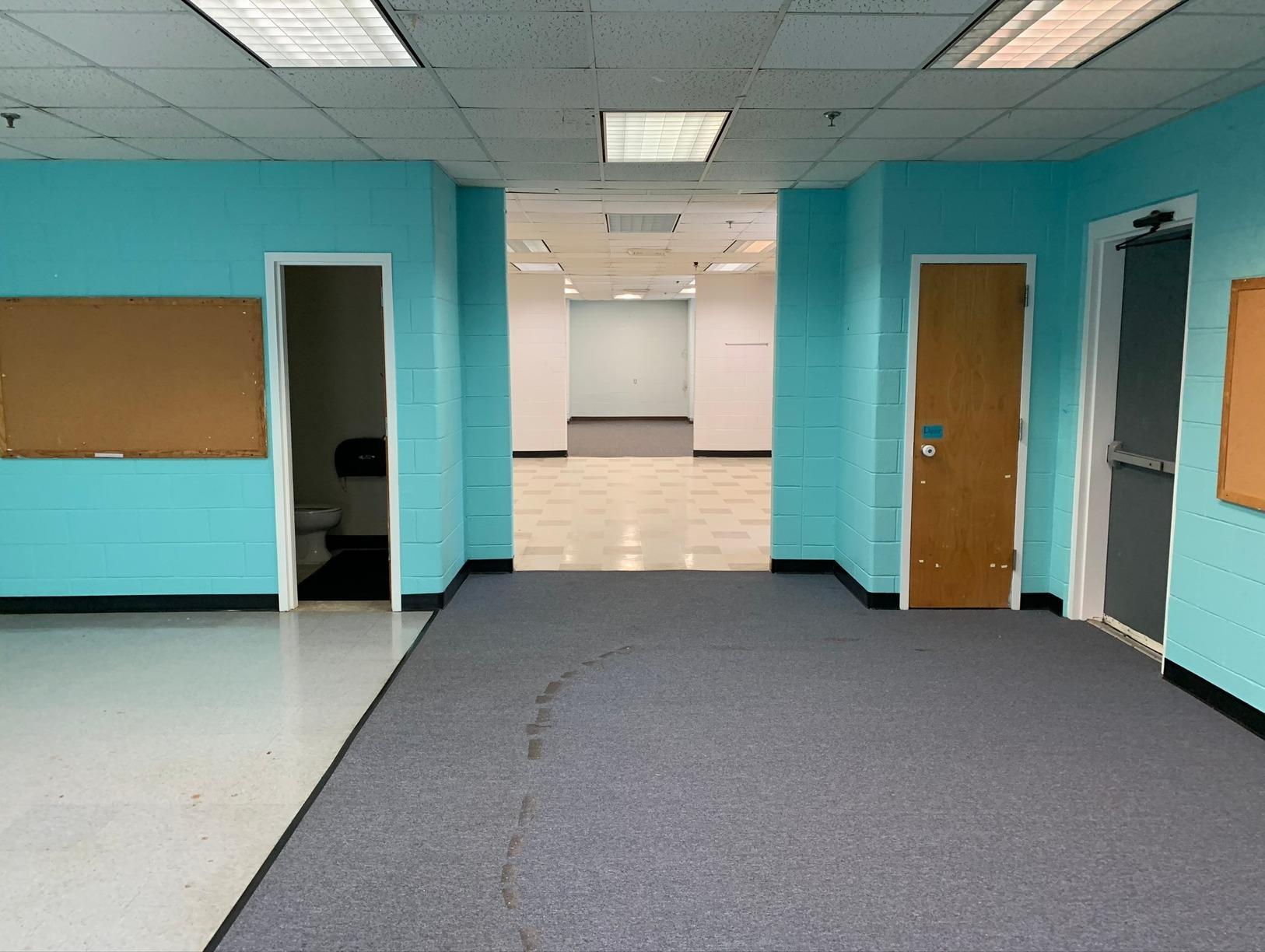 Preschool Furniture Removal in Williamsburg, VA - After Photo