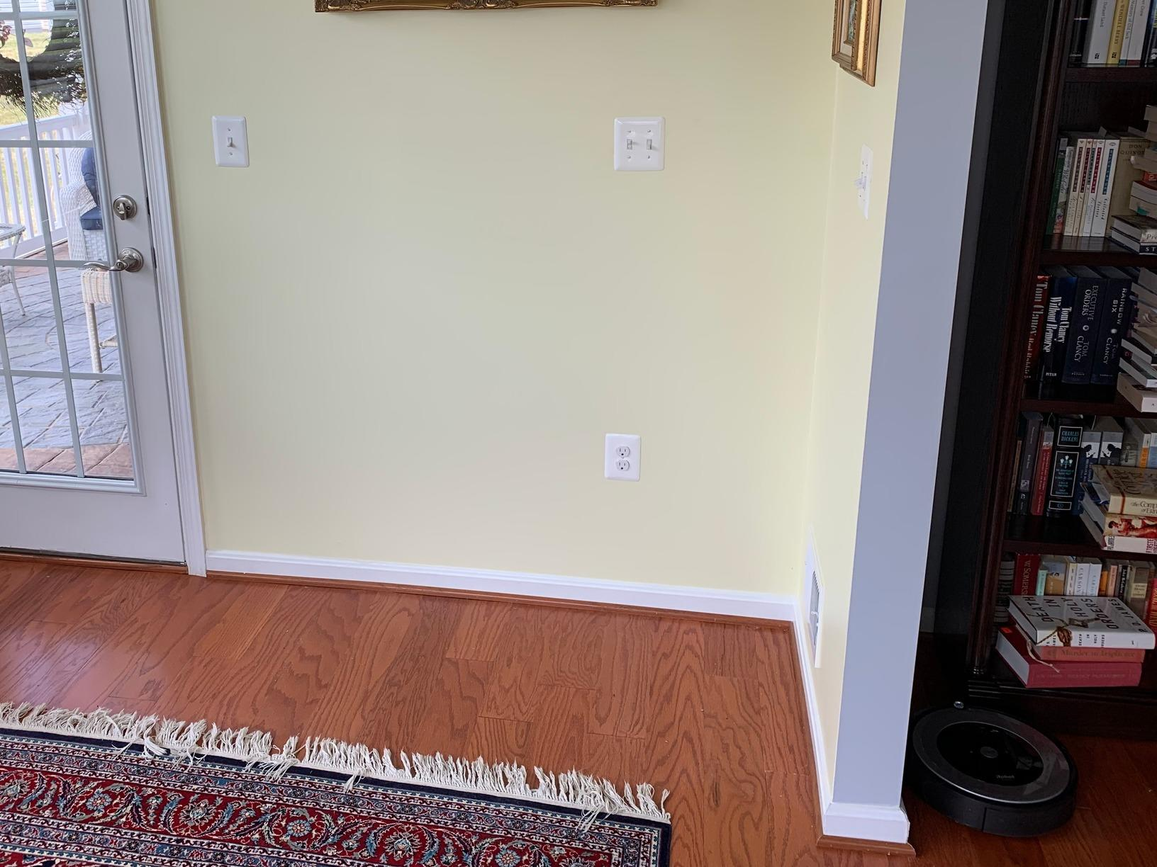 Furniture Removal in Providence Forge, VA - After Photo