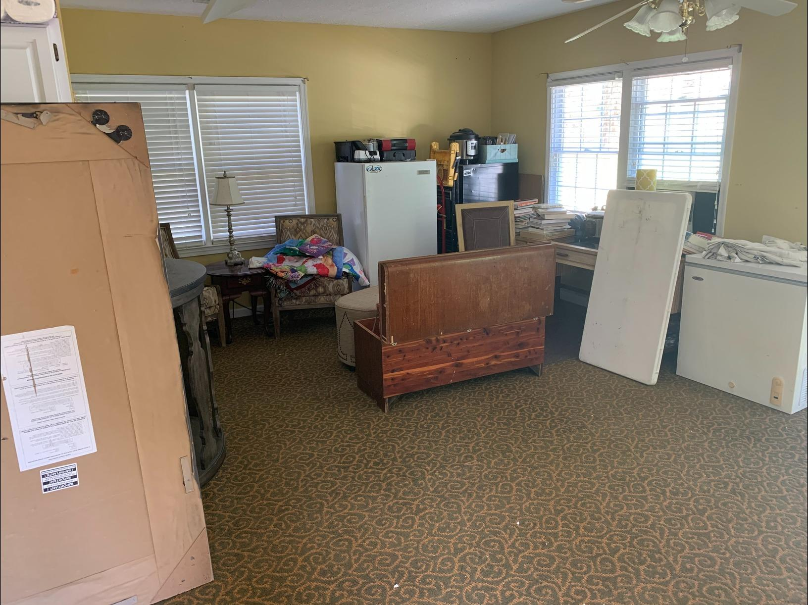 Decluttering & Furniture Removal in Williamsburg, VA - After Photo