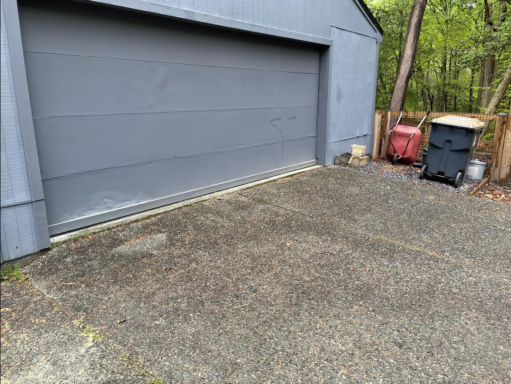 Curbside Pick Up in Williamsburg, VA - After Photo