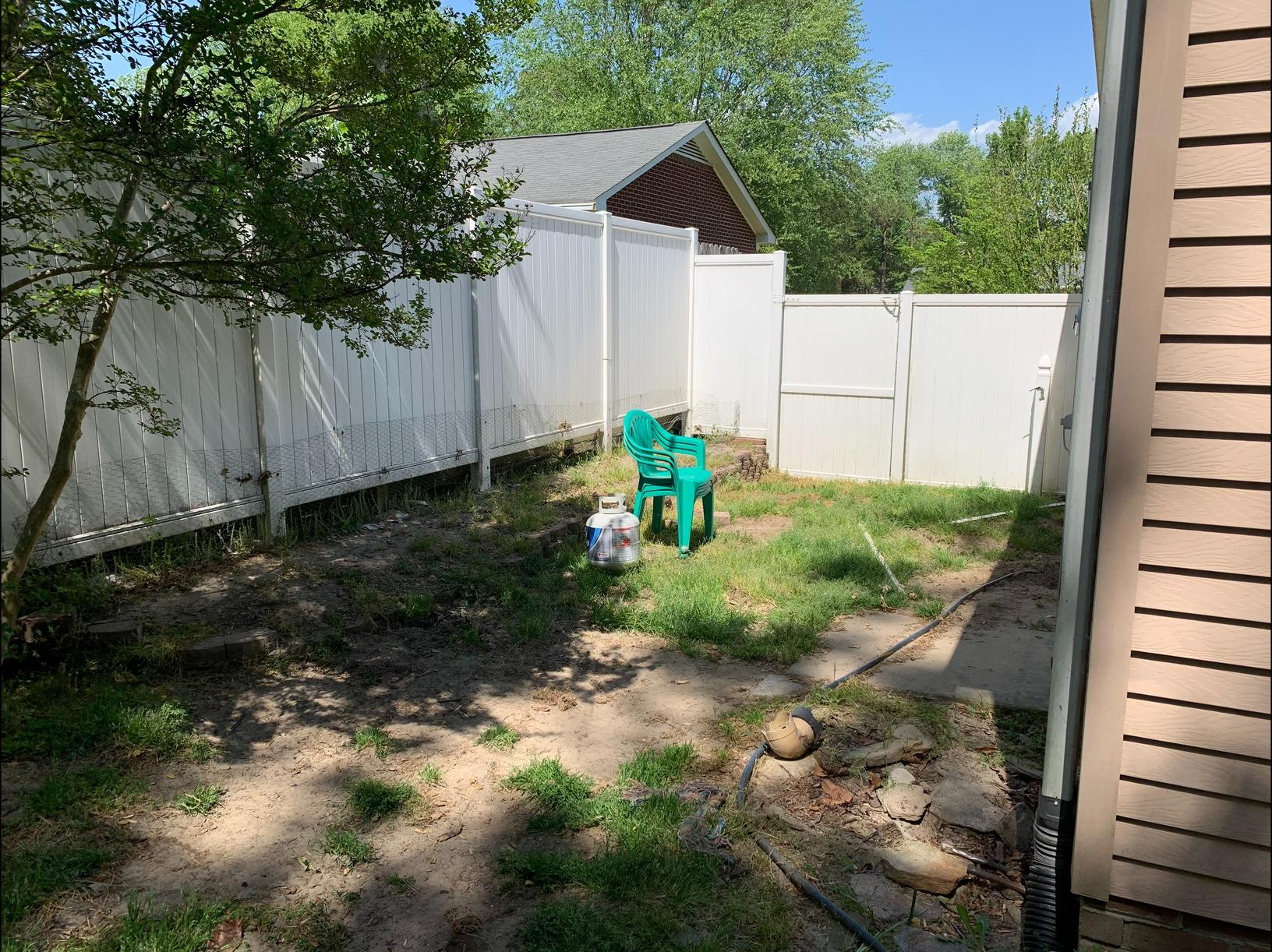 Grill & BBQ Removal in Williamsburg, VA - After Photo