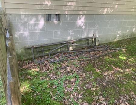 Metal Disposal in Williamsburg, VA