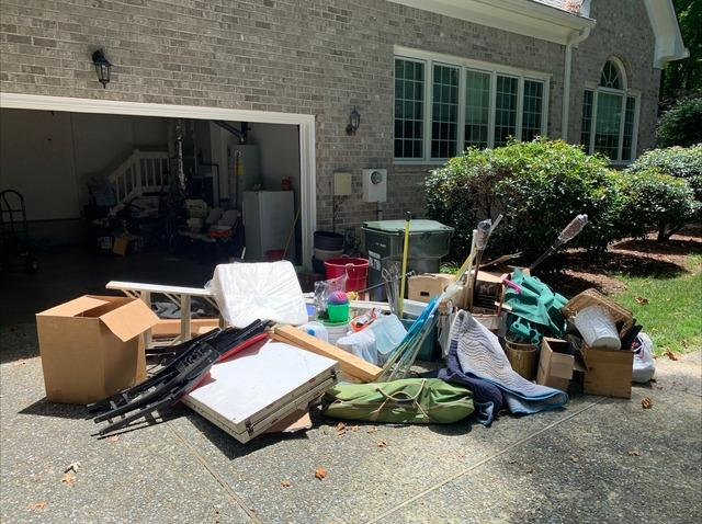 Home Cleanout in Yorktown, VA