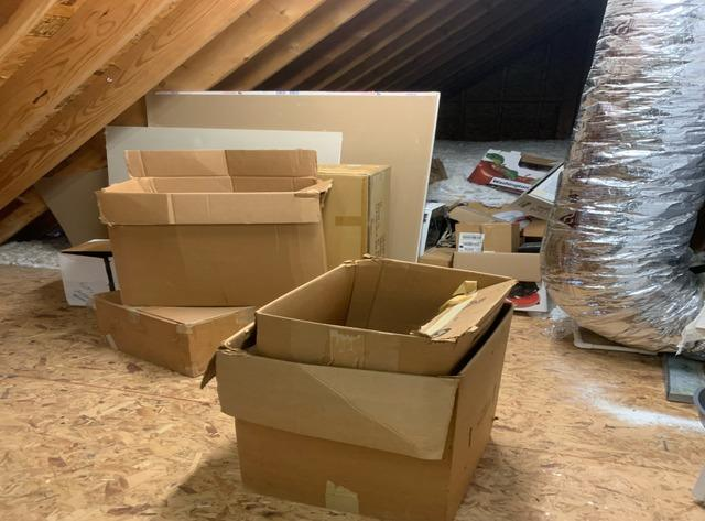 Attic Junk Removal in Toano, VA