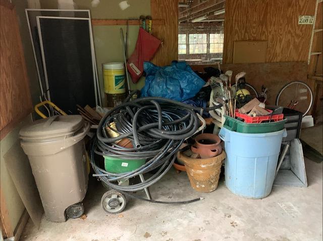 Garage Junk Removal in Poquoson, VA