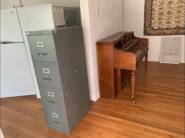 Upright Piano Removal in Yorktown, VA