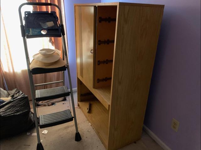 Cabinet Removal in Newport News, VA