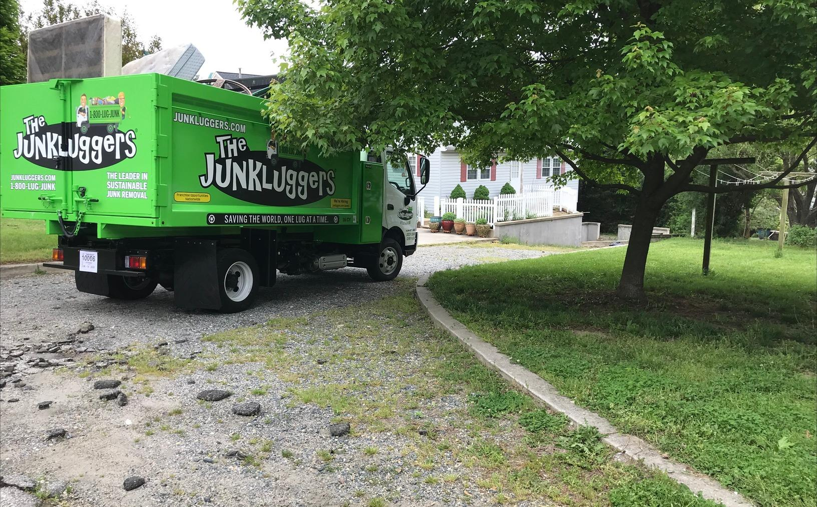 Junk Removal in Catonsville, MD - After Photo