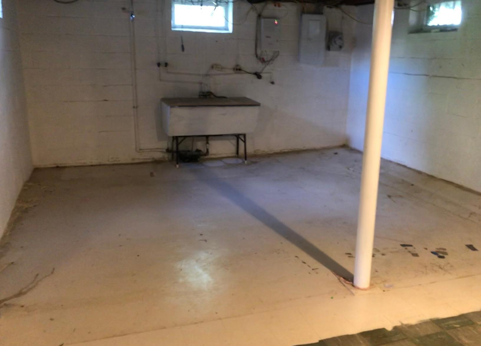 Basement Cleanout in Catonsville, MD - After Photo
