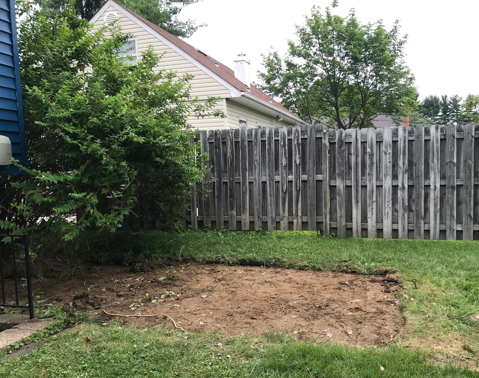 Shed Demolition & Removal in Catonsville, MD - After Photo