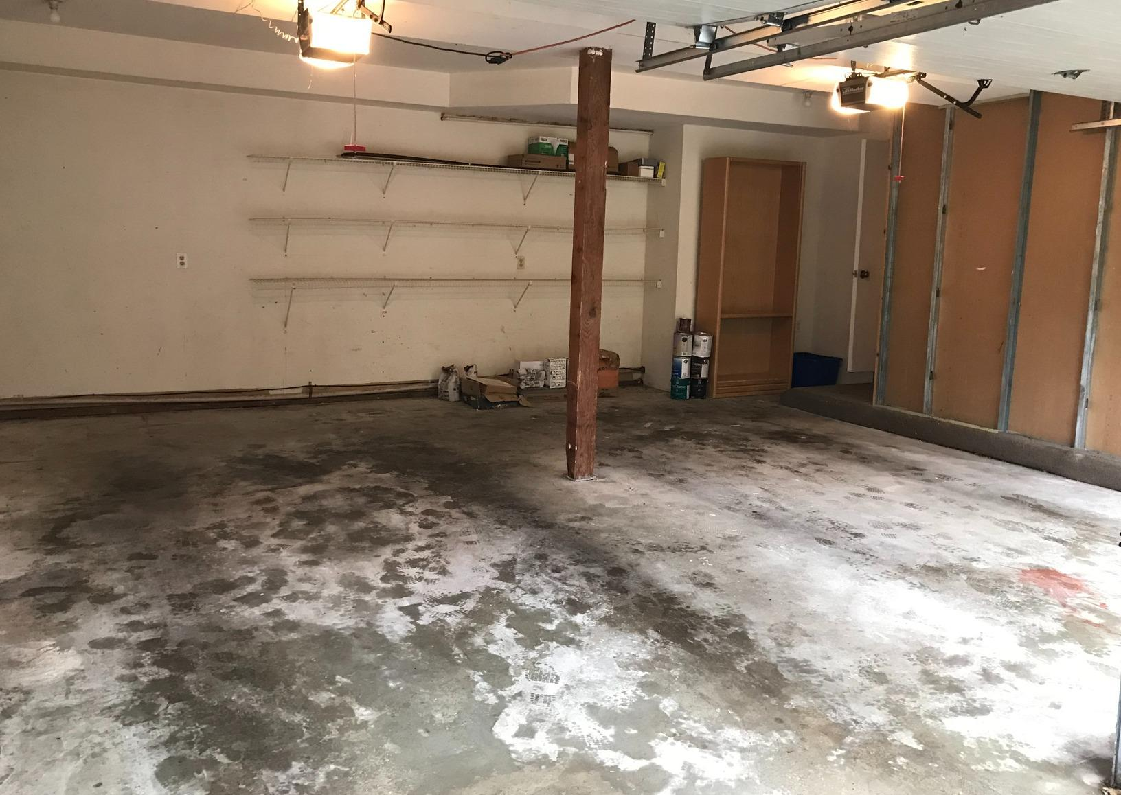 Garage clean out, Columbia MD. - After Photo