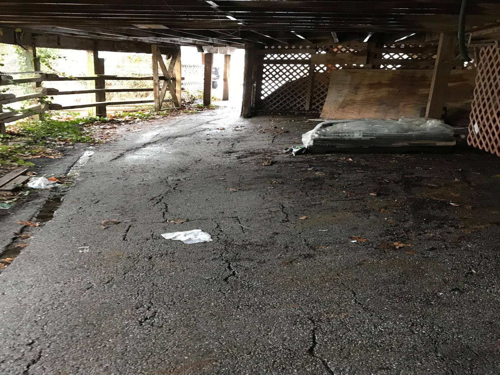 Junk removal, Dayton MD - After Photo
