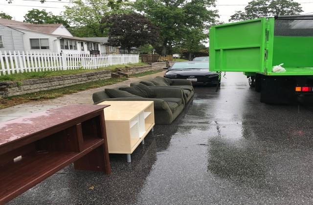 Curbside Junk Removal in Glen Burnie, MD