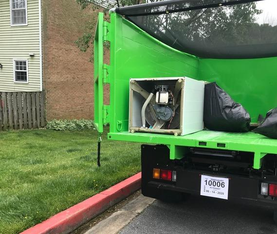 Old Appliance Removal in Halethorpe, MD