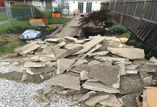Concrete Removal in Baltimore, MD