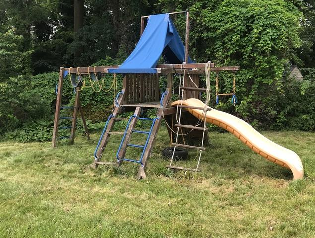 Swing Set Demolition & Removal in Glen Burnie, MD