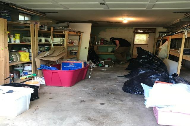 Garage Cleanout in Catonsville, MD