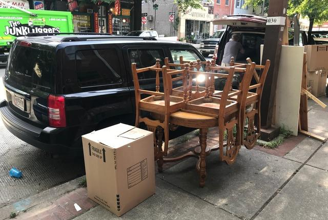 Furniture Removal in Baltimore, MD