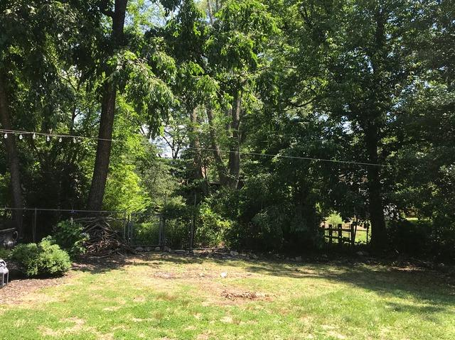 Swing Set Removal in Catonsville, MD - After Photo
