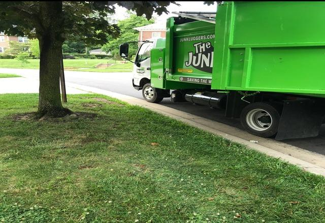 Curbside Junk Removal in Catonsville, MD