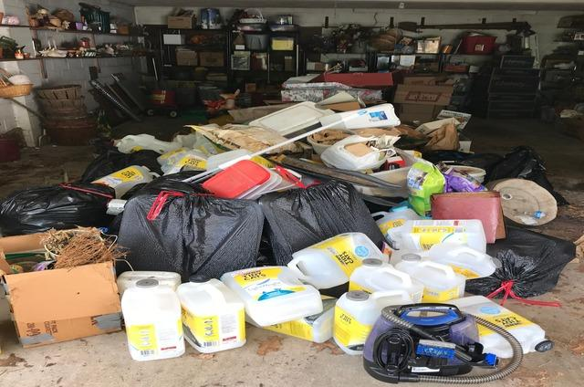 Garage Cleanout in Towson, MD