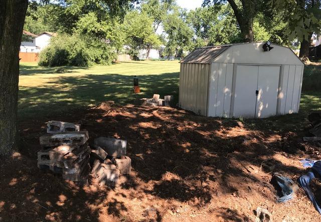 Yard waste removal, Severn MD.