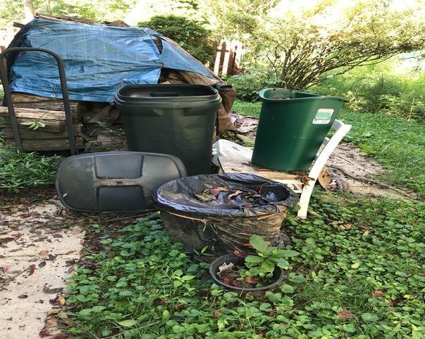 Realtor junk removal, Baltimore MD.