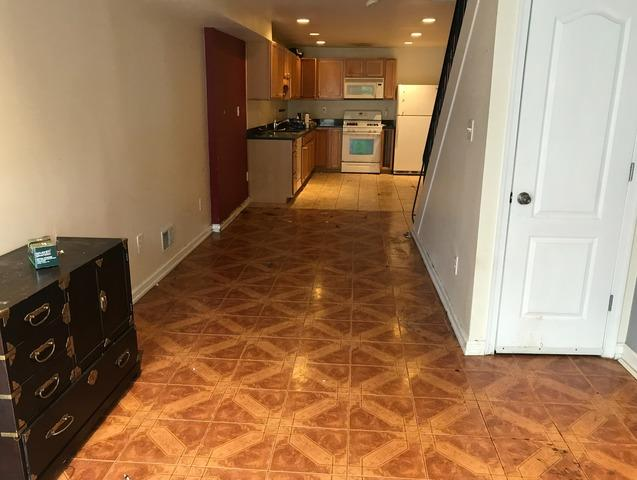Rental unit clean-out, Baltimore MD