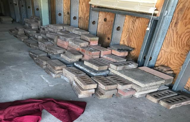 Brick removal, Pasadena MD.