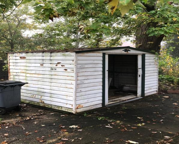 Shed removal, Towson MD.