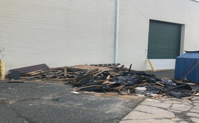 Commercial Junk removal, Baltimore MD