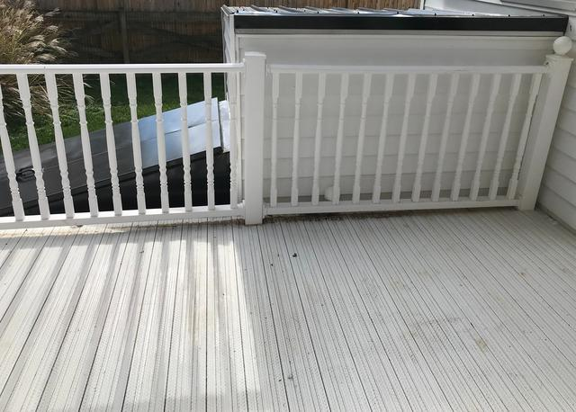 Renovation debris clean up, Sykesville MD. - After Photo