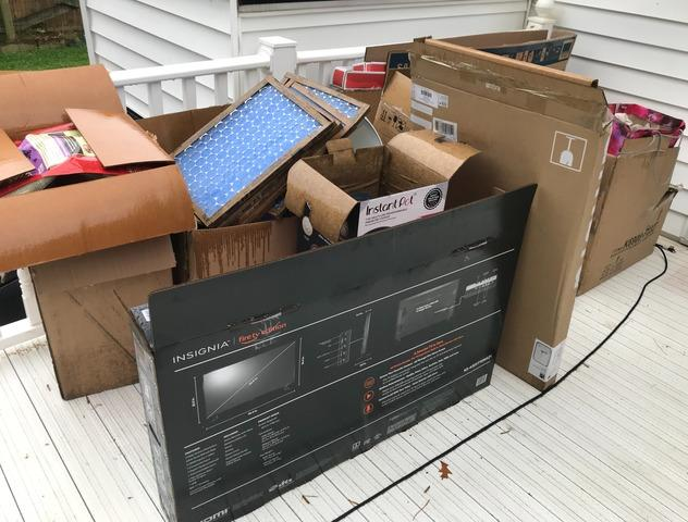 Moving junk removal, Linthicum Heights MD