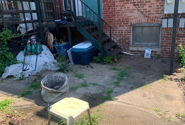 Yard Junk Clean Up in Odenton, MD