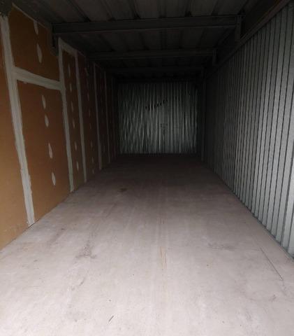 Storage unit clean out, Millersville MD