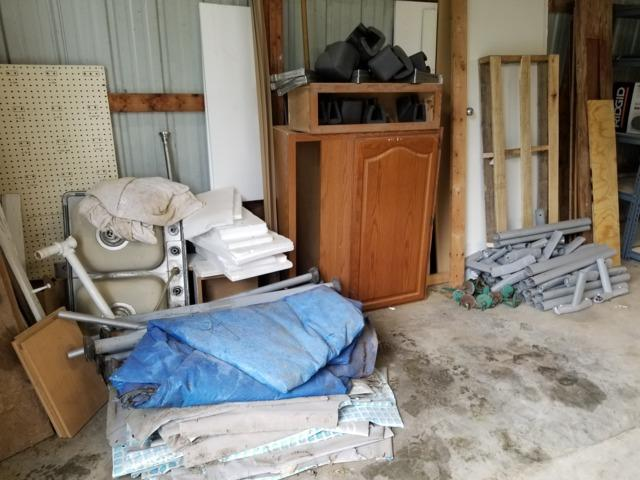 Garage Cleanout in Lawrence, KS